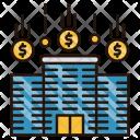 Company Flow Cash Icon