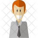 Office Professional Worker Icon