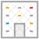 Office Building Commercial Icon