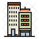 Office Building Corporation Icon