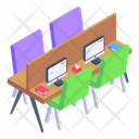 Office Area Icon