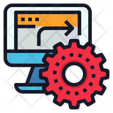 Automation Office Management Icon