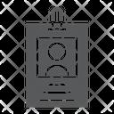 Office Badge Icon