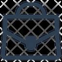 Briefcase Bag Career Icon