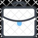 Office Bag Portfolio Briefcase Icon