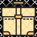 Office Bag Briefcase Portfolio Icon