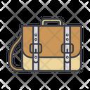 Bag Portfolio Color Icon