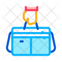 Hand Holding Case Icon