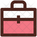 Office Bag Suitcase Briefcase Icon