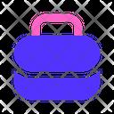 Briefcase Bag Work Icon