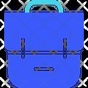 Office Bag Portfolio Business Bag Icon
