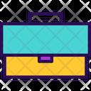 Briefcase Work Job Icon