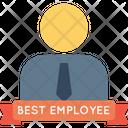 Office Best Employee Icon