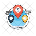 Office branch location Icon