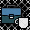 Office Break Coffee Break Tea Break Icon