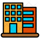 Office Building Building Company Icon