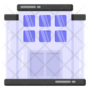 Office Office Building Company Building Icon