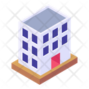 Office Office Building Architecture Icon