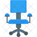 Office Chair Chair Revolving Chair Icon