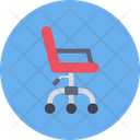 Chair Seat Seating Icon