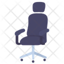 Chair Sit Office Icon
