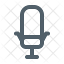 Furniture Line Office Icon