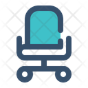 Chair Office Single Icon