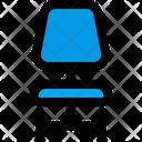 Office Chair Revolving Chair Chair Icon