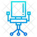 Office Chair Chair Furniture Icon