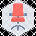 Office Chair Chair Swivel Chair Icon