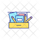 Cleaning Company Office Icon