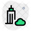 Office Cloud Online Office Online Working Icon