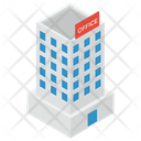 Office Commercial Building Building Commercial Centre Icon