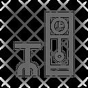Pendulum Clock Icon
