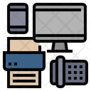 Office Device Icon