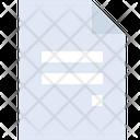 Office Document Icon
