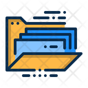 Business Files Folder Icon