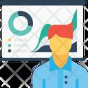 Office Employee Avatar Icon