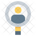 Office Employee Person Icon