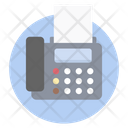 Office Fax Machine Icon