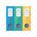 Office Files Records Icon