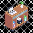 Racks Table Office Files Rack Office Rack Icon