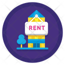 Office For Rent Icon