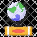Globe Office Globe Table Globe Icon