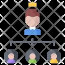 Office Hierarchy Icon