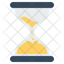 Office Hourglass Salt Icon