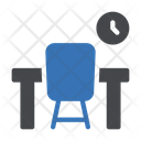 Office Working Hours Icon