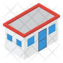 Office Infrastructure Building Commercial Center Icon