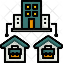 Office Network Icon