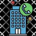 Office Phone Telecommunication Telephone Icon